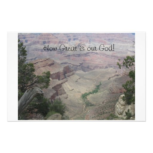 Grand Canyon notepad Stationery Design