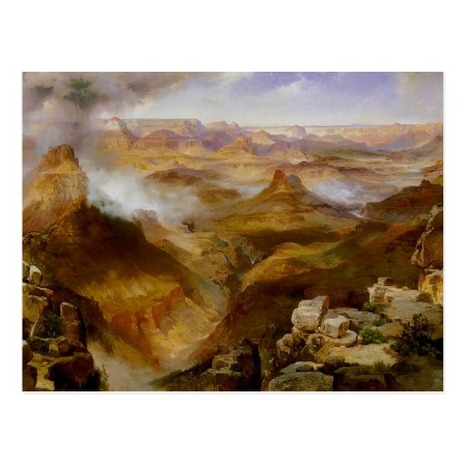 Grand Canyon of the Colorado Post Card