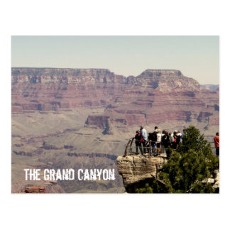 Grand Canyon Outlook Postcard