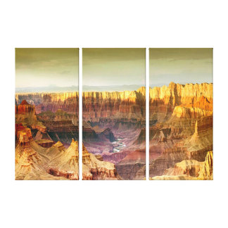 grand canyon panorama 3 panel canvas GIANT SIZE