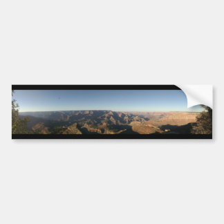 Grand Canyon Panoramic View Bumper Sticker