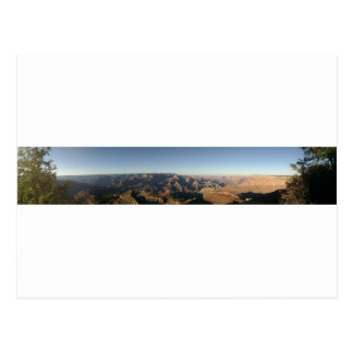 Grand Canyon Panoramic View Postcard