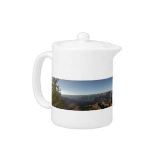 Grand Canyon Panoramic View Teapot
