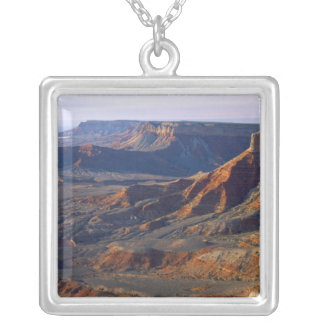 Grand Canyon-Parashant National Monument, Silver Plated Necklace