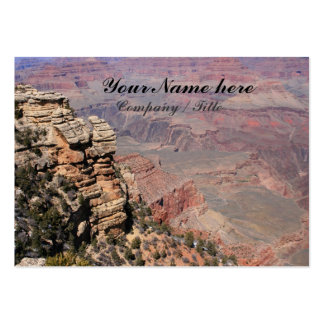 Grand Canyon Perspective II Business Card Templates