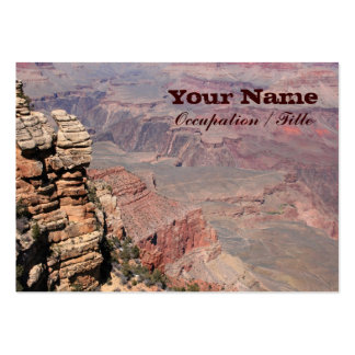 Grand Canyon Perspective II Business Card Template