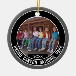 Grand Canyon PHOTO FRAME Souvenir Ornament