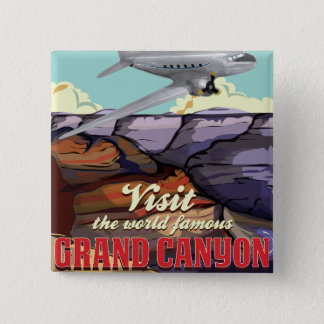 Grand Canyon Pinback Button