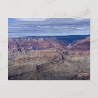 Grand Canyon Postcard 3 postcard