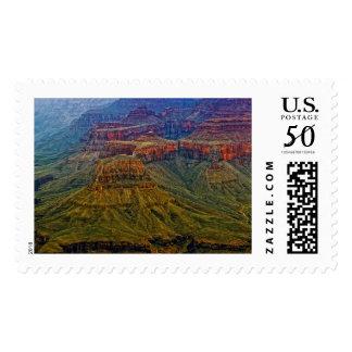 Grand Canyon postmarks Postage