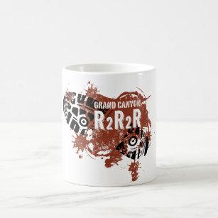 Grand Canyon R2R2R Coffee Mug