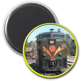 Grand Canyon Railroad Magnet