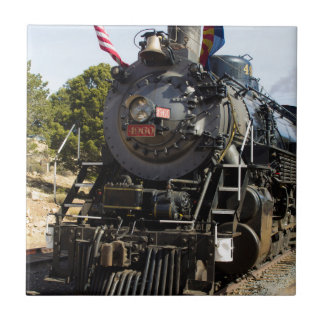 Grand Canyon Railway steam engine 4960 Ceramic Tile