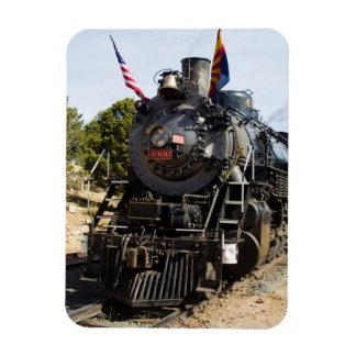 Grand Canyon Railway steam engine 4960 Magnet