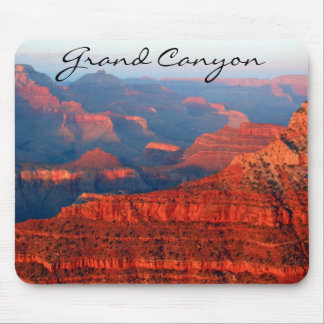 grand canyon red mouse pad
