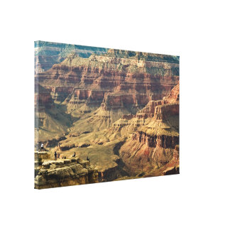 Grand Canyon Scenic Photography Canvas Gallery Wrapped Canvas