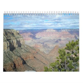 Grand Canyon/Sedona Calendar