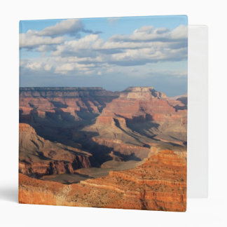 Grand Canyon seen from South Rim in Arizona 3 Ring Binder