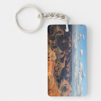 Grand Canyon seen from South Rim in Arizona Keychain