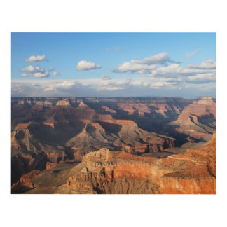 Grand Canyon seen from South Rim in Arizona Panel Wall Art