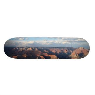 Grand Canyon seen from South Rim in Arizona Skateboard Deck