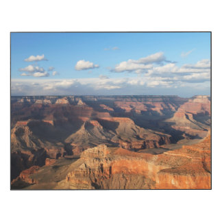 Grand Canyon seen from South Rim in Arizona Wood Wall Art