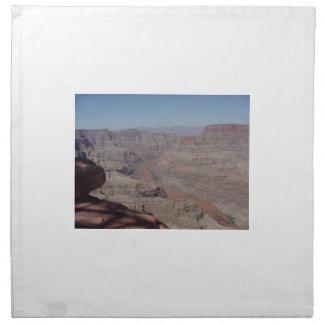 grand Canyon Servilletas Imprimidas