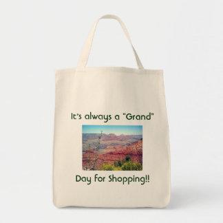 Grand Canyon Shopping Tote Tote Bags