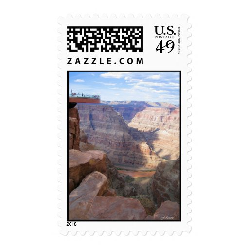 Grand Canyon / Skywalk Postage