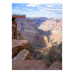 Grand Canyon / Skywalk Postcard
