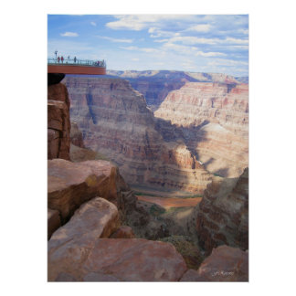 Grand Canyon / Skywalk (Poster)