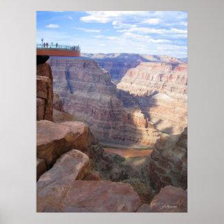 Grand Canyon / Skywalk (Poster) Poster
