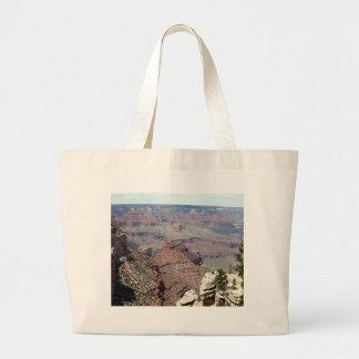 Grand Canyon South Rim, Arizona 3 Large Tote Bag
