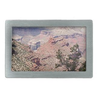 Grand Canyon South Rim, Arizona 4 Rectangular Belt Buckles