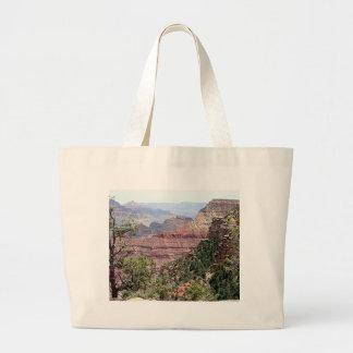 Grand Canyon South Rim, Arizona 6 Large Tote Bag