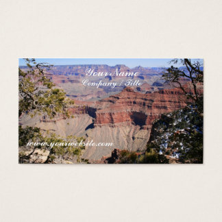 Grand Canyon - South Rim Business Card