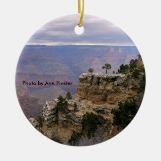 Grand Canyon, South Rim Ceramic Ornament