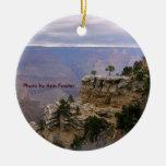 Grand Canyon, South Rim Christmas Ornaments