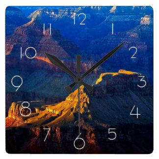 Grand Canyon South Rim Wall Clock