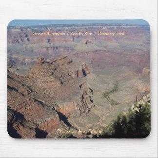 Grand Canyon / South Rim / Donkey Trail Mouse Mat