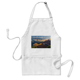 Grand Canyon South Rim from Powell Point Adult Apron