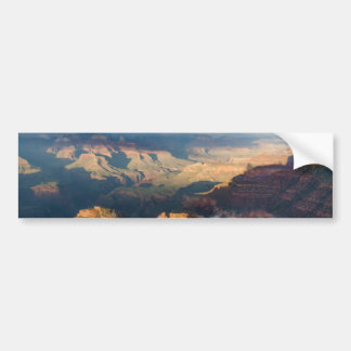 Grand Canyon South Rim from Powell Point Bumper Sticker
