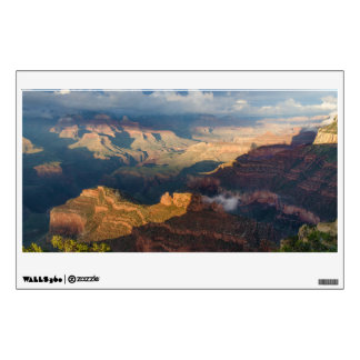 Grand Canyon South Rim from Powell Point Wall Sticker