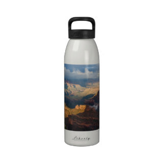 Grand Canyon South Rim from Powell Point Drinking Bottle