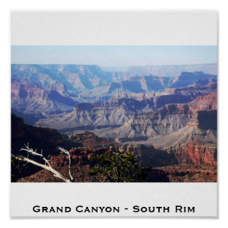 Grand Canyon - South Rim, Grand Canyon - South Rim Poster