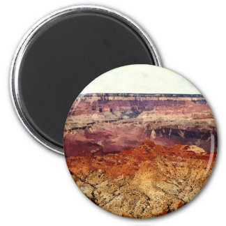 Grand Canyon South Rim Magnet