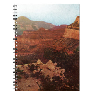 Grand Canyon Spiral Note Book