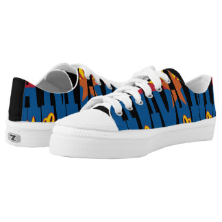 Grand Canyon State Low-Top Sneakers