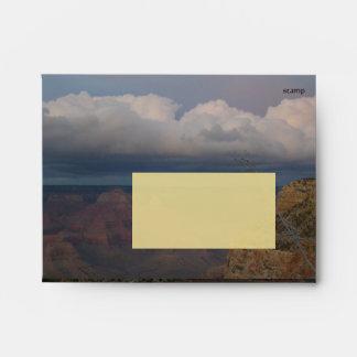 Grand Canyon Storm Envelope