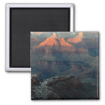 Grand Canyon Sunrise 2 Inch Square Magnet